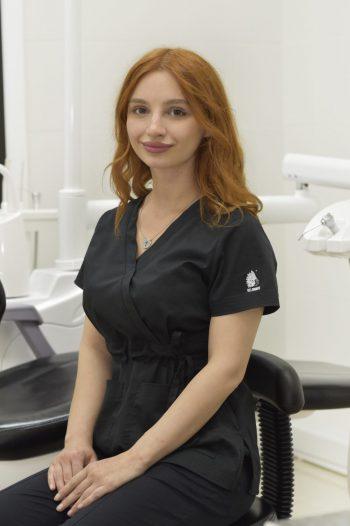 Тамазян Виолета Арменовна